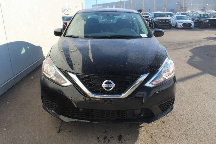 2019 Nissan Sentra SV for sale in Edmonton, Alberta