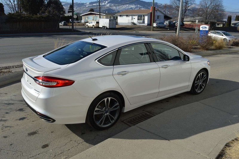 2018 Ford Fusion for sale in Kamloops, British Columbia