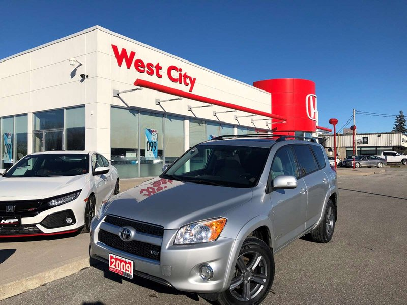2009 Toyota RAV4 for sale in Belleville, Ontario