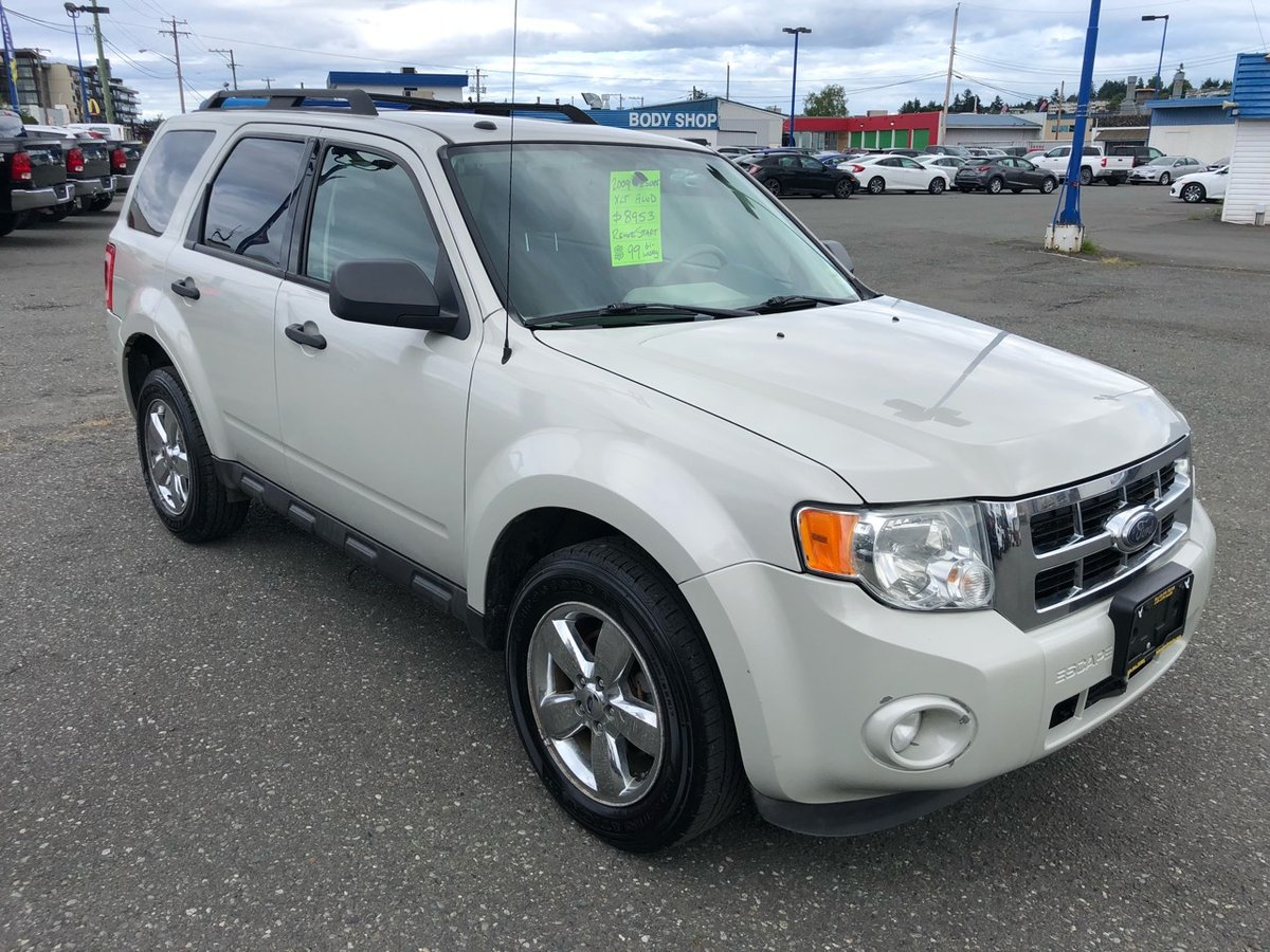 2009 Ford Escape for sale in Campbell River, British Columbia