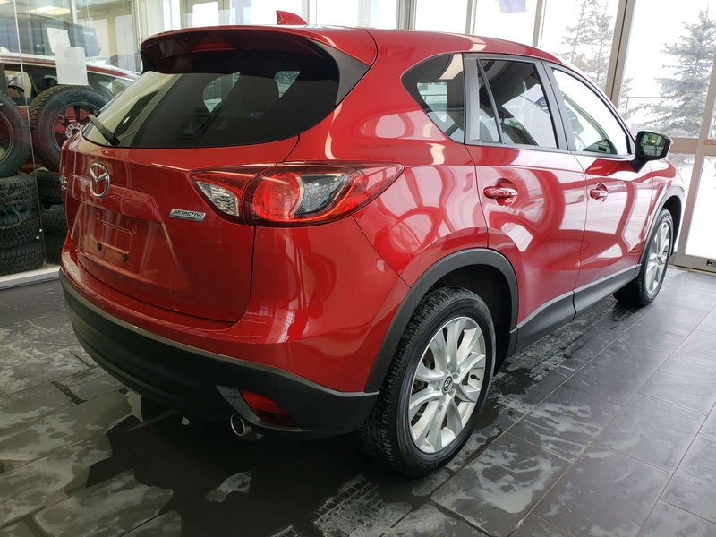 2015 Mazda CX-5 for sale in Edmonton, Alberta