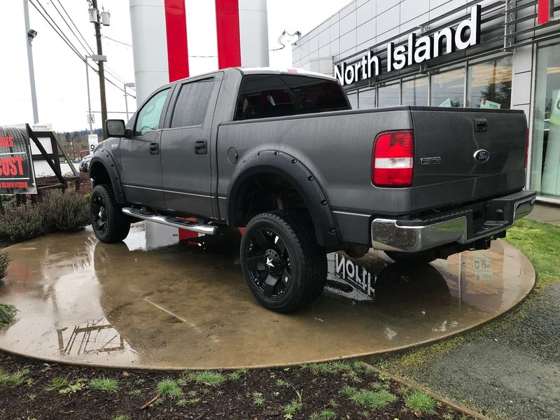 2008 Ford F-150 for sale in Campbell River, British Columbia