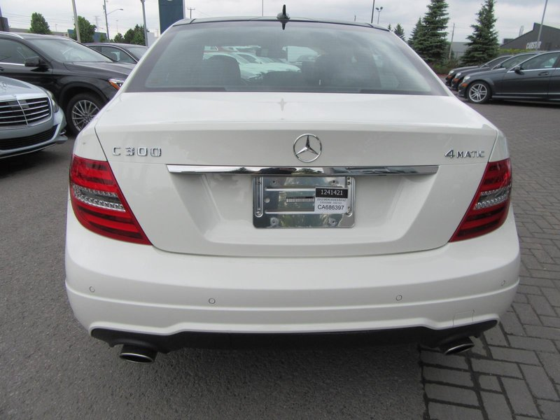 2012 Mercedes-Benz C-Class for sale in Ottawa, Ontario