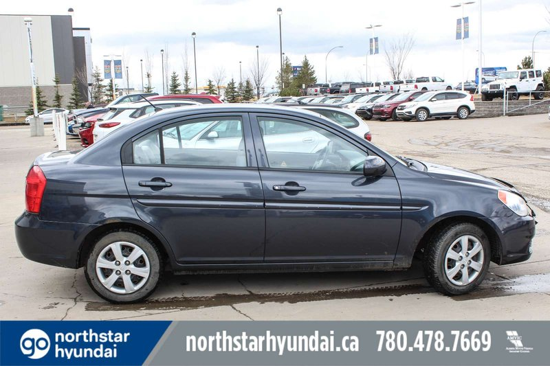2010 Hyundai Accent for sale in Edmonton, Alberta