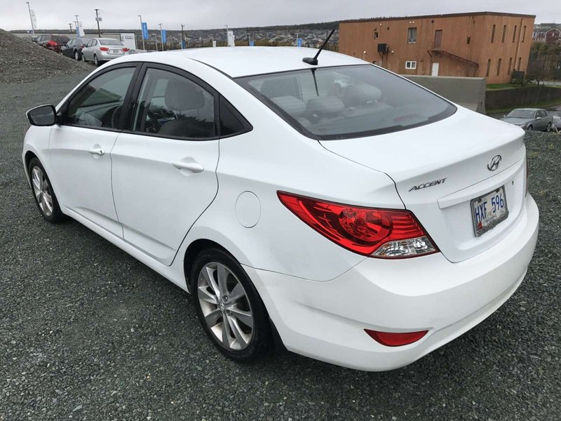 2013 Hyundai Accent for sale in St. John's, Newfoundland and Labrador