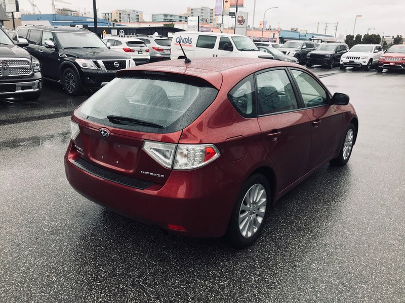 2011 Subaru Impreza for sale in Richmond, British Columbia