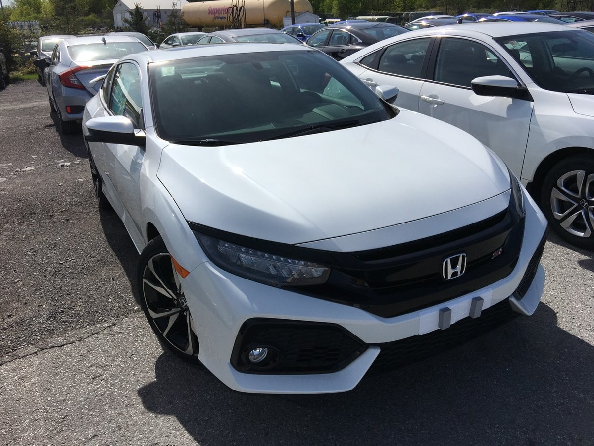 2018 Honda Civic for sale in Belleville, Ontario