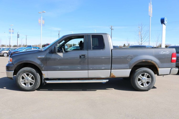 2005 Ford F-150 XLT for sale in Edmonton, Alberta