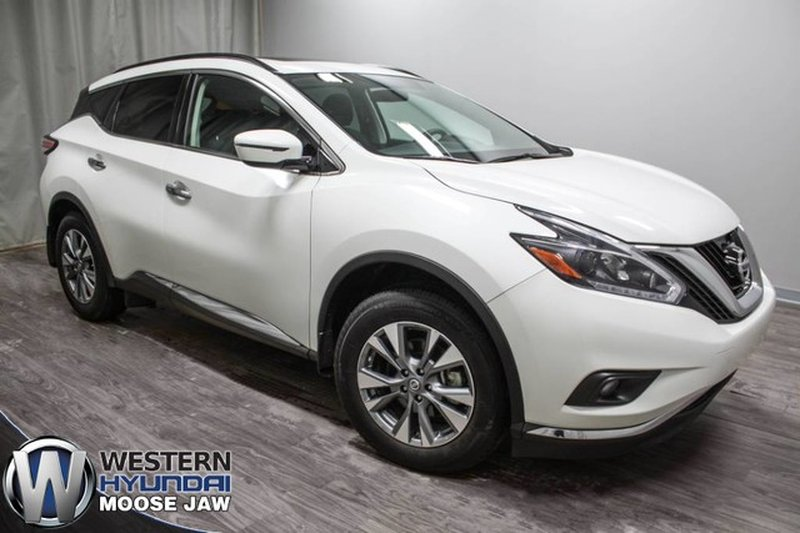 2018 Nissan Murano for sale in Moose Jaw, Saskatchewan