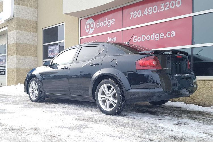 2012 Dodge Avenger SXT for sale in Edmonton, Alberta