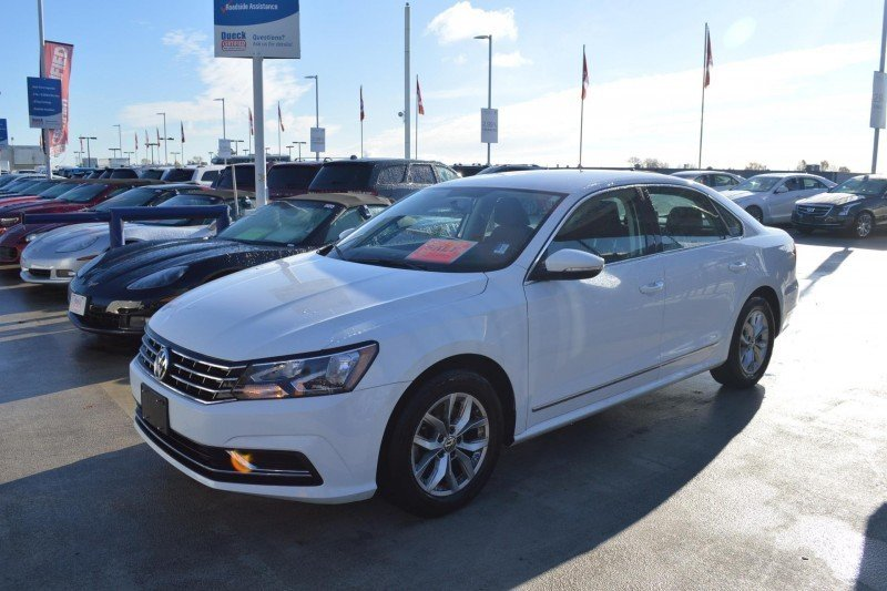 2017 Volkswagen Passat for sale in Vancouver, British Columbia