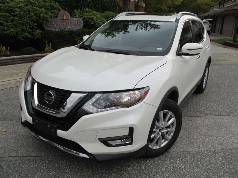 2018 Nissan Rogue for sale in Coquitlam, British Columbia