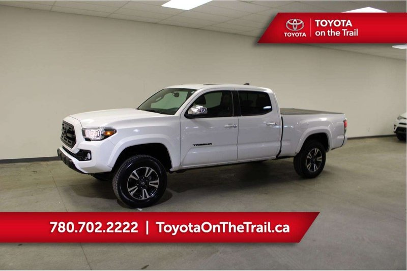 2016 Toyota Tacoma for sale in Edmonton, Alberta