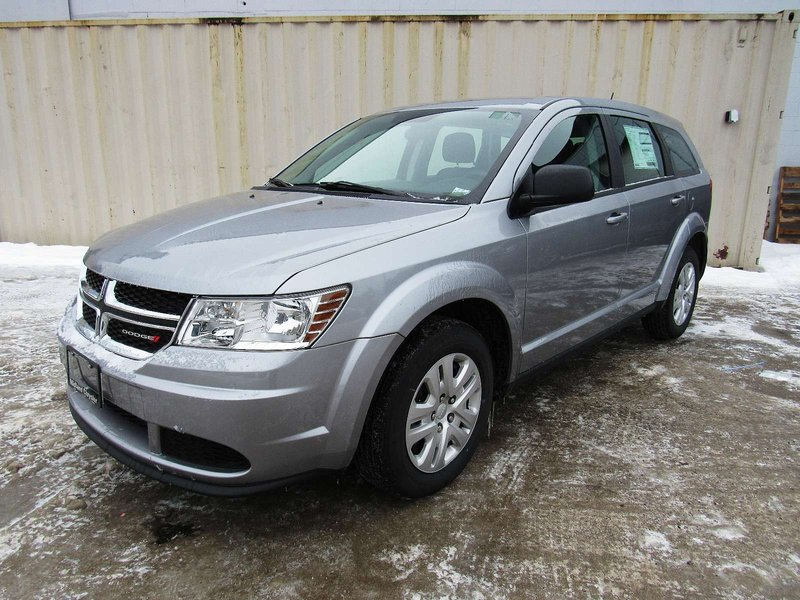 2018 Dodge Journey for sale in Midland, Ontario