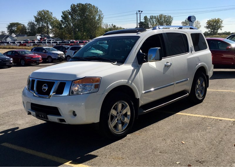 2012 Nissan Armada for sale in Wallaceburg, Ontario
