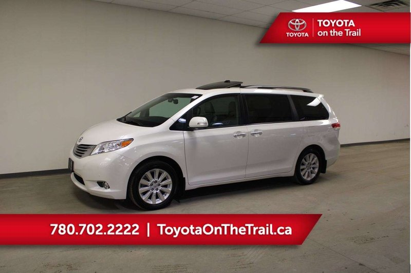 2014 Toyota Sienna for sale in Edmonton, Alberta