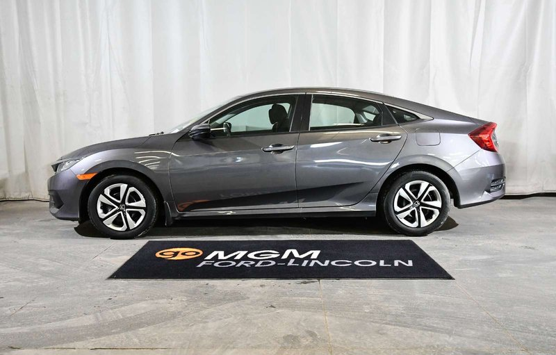 2018 Honda Civic Sedan for sale in Red Deer, Alberta
