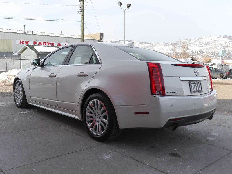 2010 Cadillac CTS Sedan for sale in Vernon, British Columbia