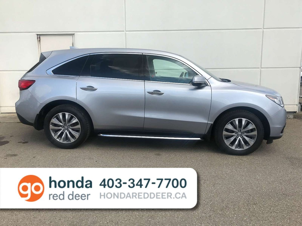 Mdx For Sale >> 2016 Acura Mdx For Sale In Red Deer Alberta