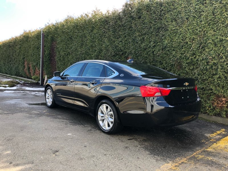 2018 Chevrolet Impala for sale in Surrey, British Columbia