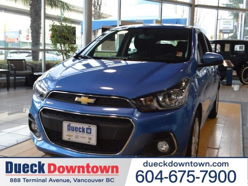 2018 Chevrolet Spark for sale in Vancouver, British Columbia