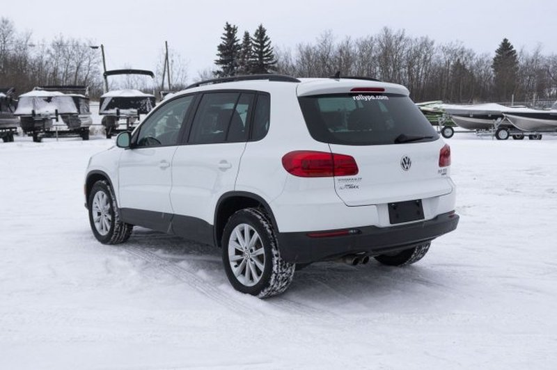 2015 Volkswagen Tiguan for sale in Prince Albert, Saskatchewan