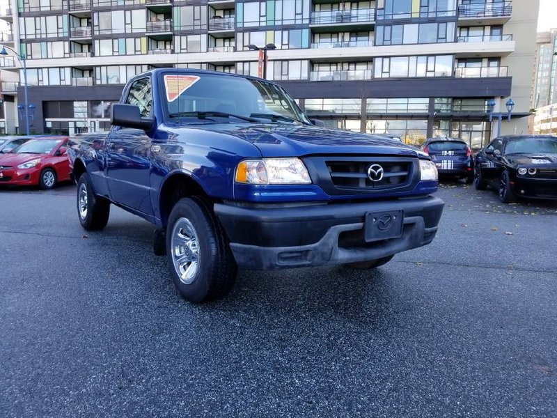 2008 Mazda B-Series Pickup for sale in Richmond, British Columbia