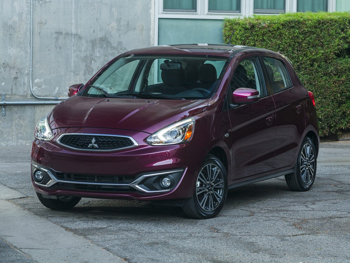 2017 Mitsubishi Mirage for sale in Campbell River, British Columbia