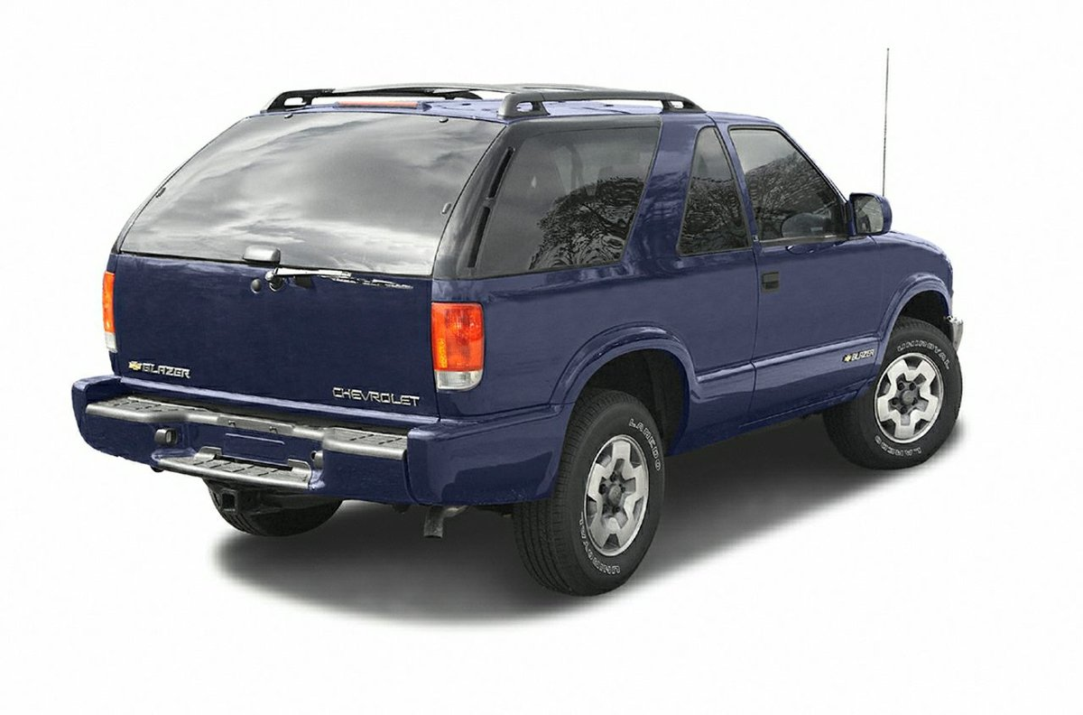 2005 Chevrolet Blazer for sale in Campbell River, British Columbia