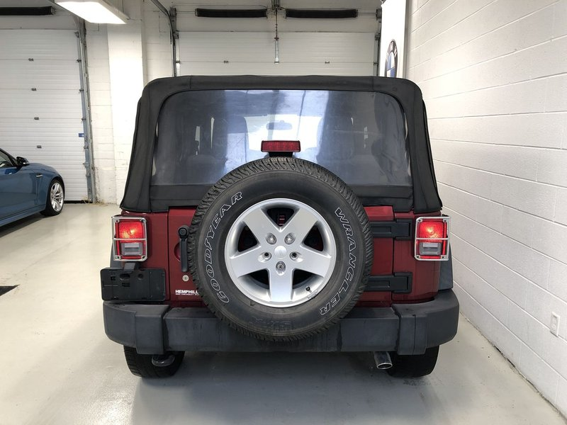 2012 Jeep Wrangler for sale in London, Ontario