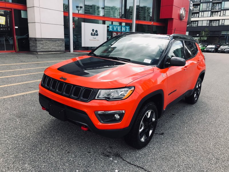 2018 Jeep Compass for sale in Richmond, British Columbia