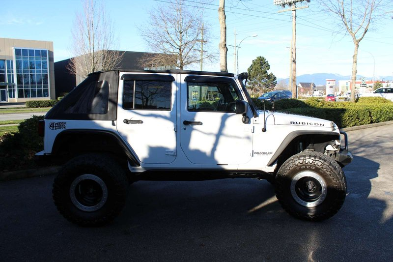 2015 Jeep Wrangler Unlimited for sale in Langley, British Columbia