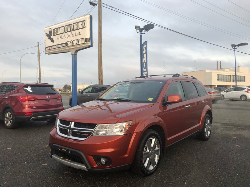 2014 Dodge Journey for sale in Campbell River, British Columbia
