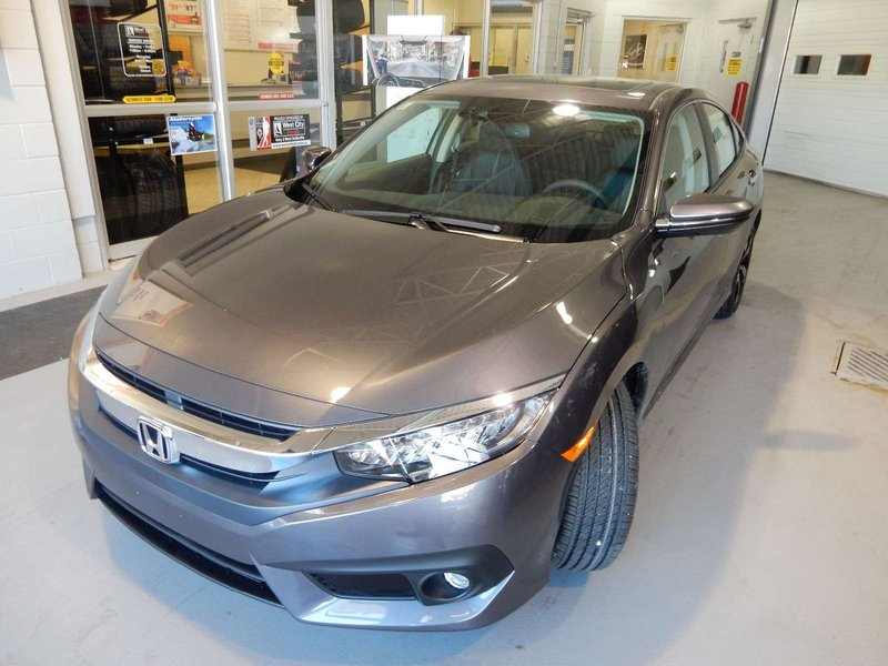 2018 Honda Civic Sedan for sale in Belleville, Ontario