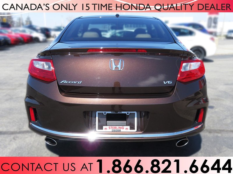 2014 Honda Accord for sale in Hamilton, Ontario