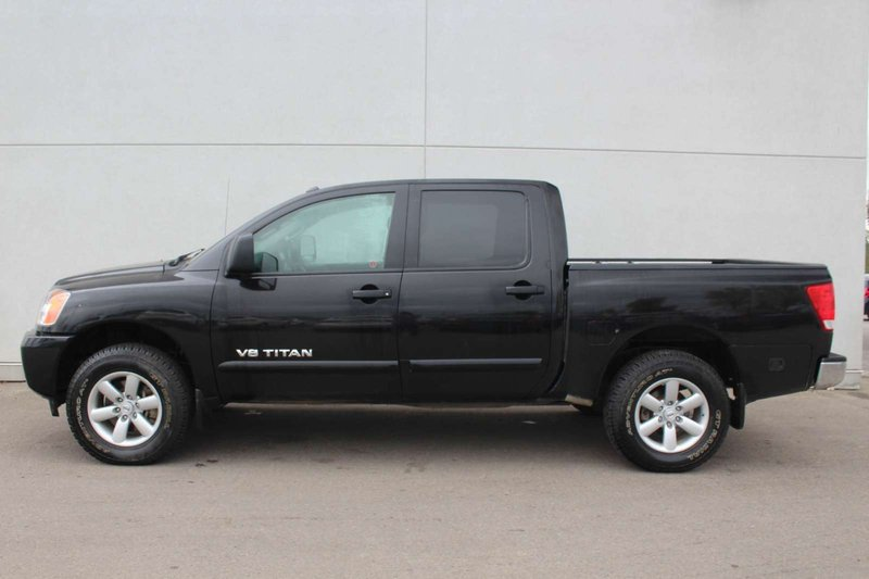 2014 Nissan Titan for sale in Edmonton, Alberta