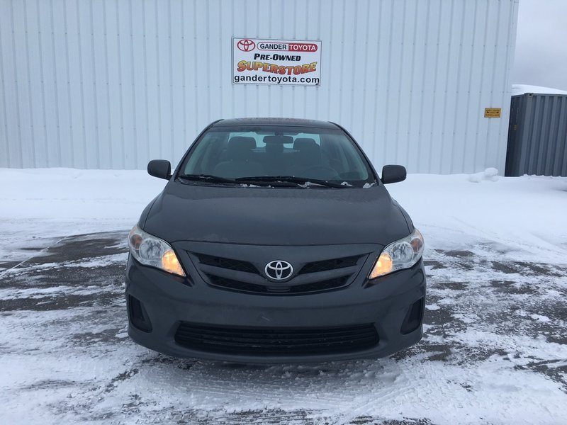 2011 Toyota Corolla for sale in Gander, Newfoundland and Labrador