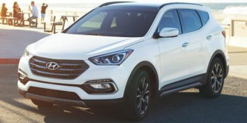 2018 Hyundai Santa Fe Sport for sale in Penticton, British Columbia