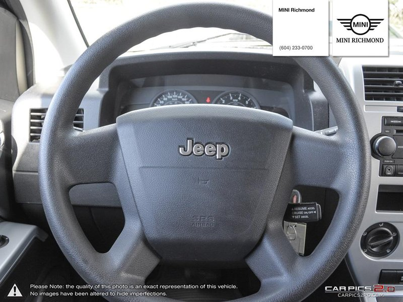 2008 Jeep Compass for sale in Richmond, British Columbia