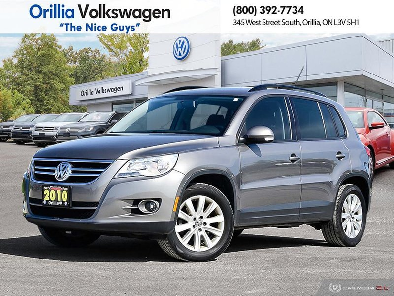 2010 Volkswagen Tiguan for sale in Orillia, Ontario