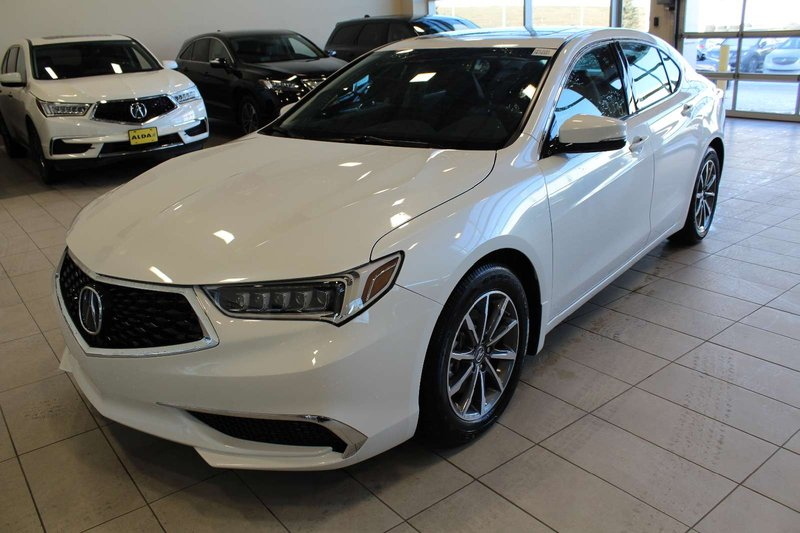 2019 Acura TLX for sale in Red Deer, Alberta