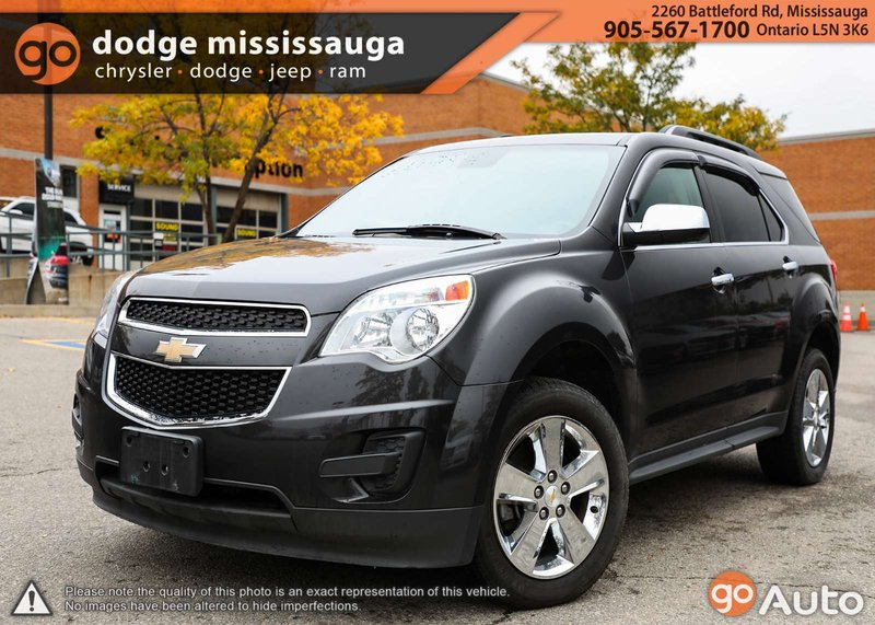 2015 Chevrolet Equinox for sale in Mississauga, Ontario