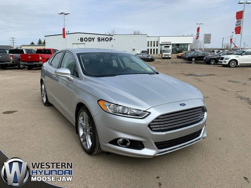 2013 Ford Fusion for sale in Moose Jaw, Saskatchewan