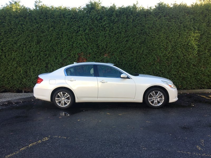2010 Infiniti G37 Sedan for sale in Surrey, British Columbia