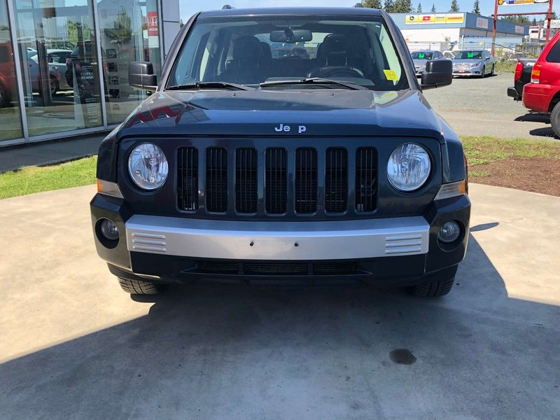 2008 Jeep Patriot for sale in Campbell River, British Columbia