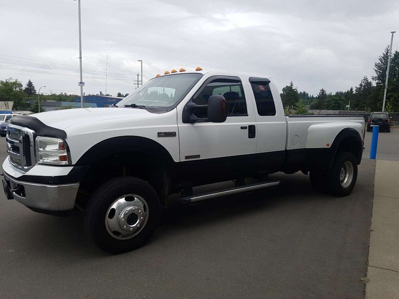 2006 Ford F-350 for sale in Campbell River, British Columbia