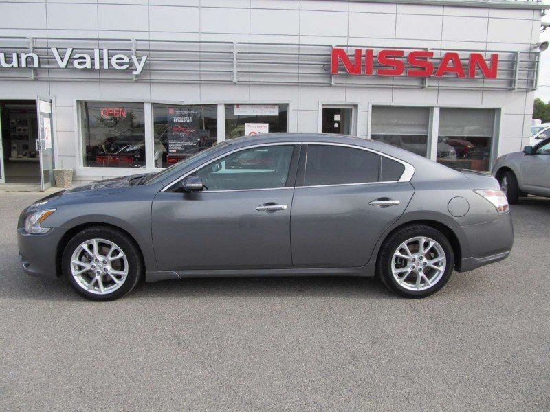 2014 Nissan Maxima for sale in Cranbrook, British Columbia