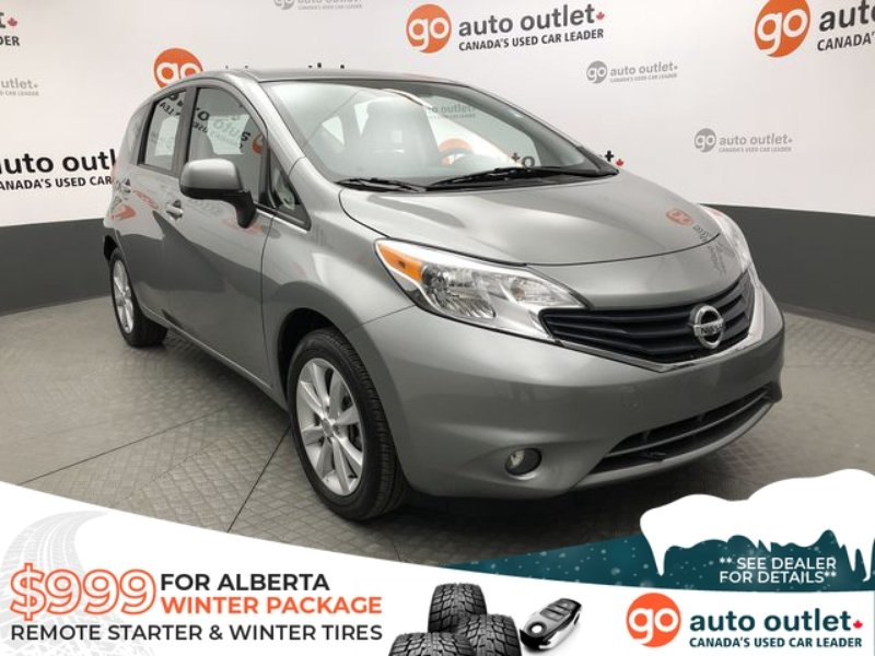 2014 Nissan Versa Note for sale in Leduc, Alberta