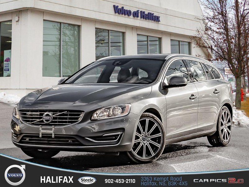 2017 Volvo V60 for sale in Halifax, Nova Scotia