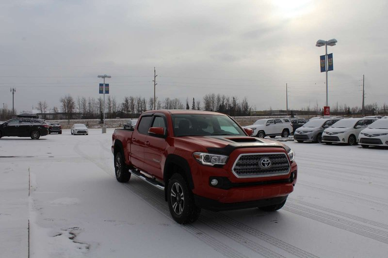 2016 Toyota Tacoma for sale in Drayton Valley, Alberta